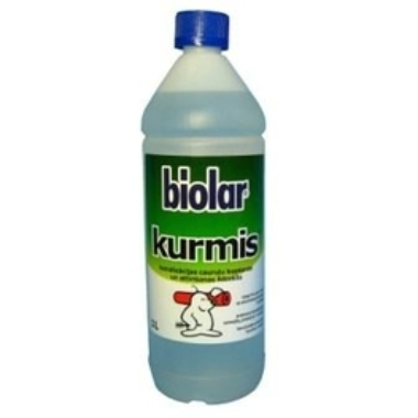 Kanalizācijas tīrīšanas līdzeklis Kurmis, 0,5 L