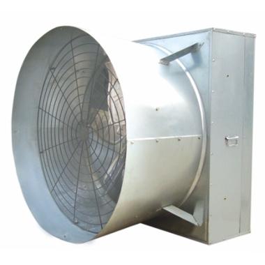 Fermas ventilators iebūvējams DJF-C