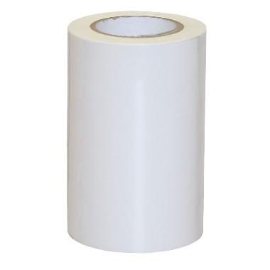 Līmlente rulonu plēvei balta, 10 m
