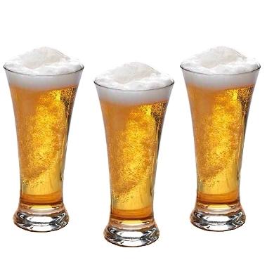 Alus glāzes Pub, 320 ml, 3 gab.