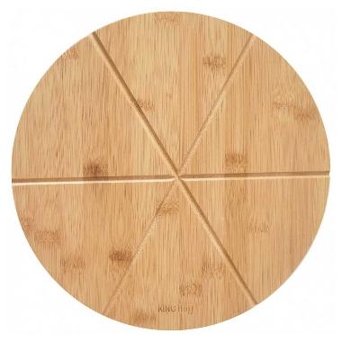 Dēlītis bambusa picai Kinghoff, 35x2,8 cm