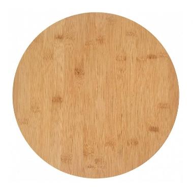 Dēlītis bambusa servēšanai, rotējošs Kinghoff, 35x2,8 cm