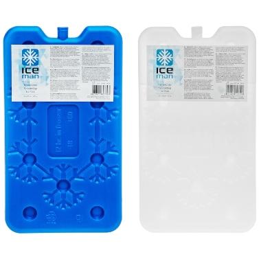 Aukstuma elementi Ice Pack Slim, 400 ml, 1 gab.