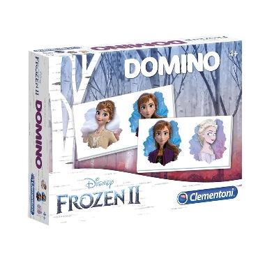 Spēle Domino Frozen 2