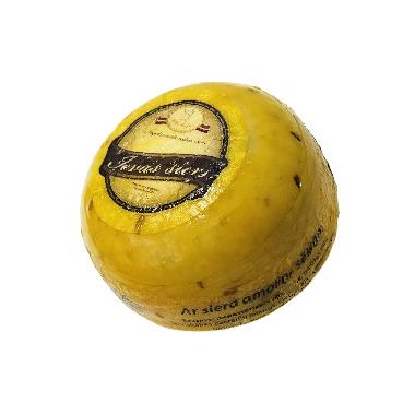 Ievas siers ar siera amoliņa sēklām, 500 g