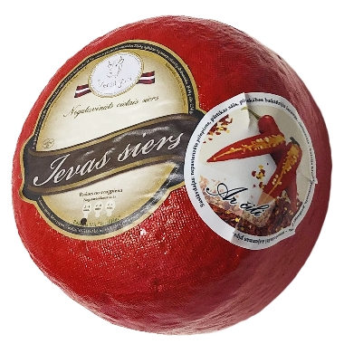 Ievas siers čili, 1 kg