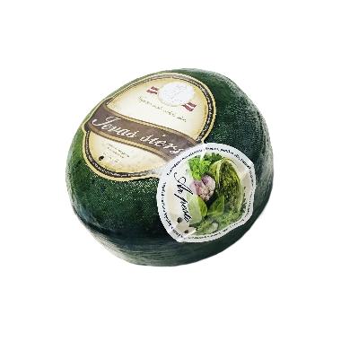 Ievas siers ar pesto, 500 g