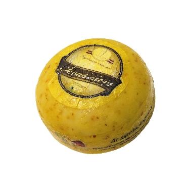 Ievas siers ar sīpolu, ingveru, mārrutku, 500 g