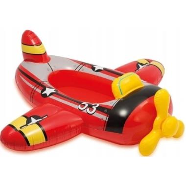 Piepūšama laiva bērniem Auto, 118x114 cm