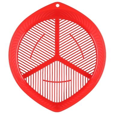 Siets ogu tīrīšanai, sarkans, Marjukka, Ø30cm