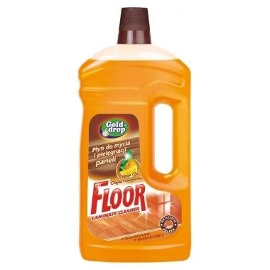Mazgāšanas līdzeklis laminātam Floor Apelsīnu, 1 L
