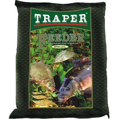 Papildbarība zivīm Feeder Special Traper, 1 kg
