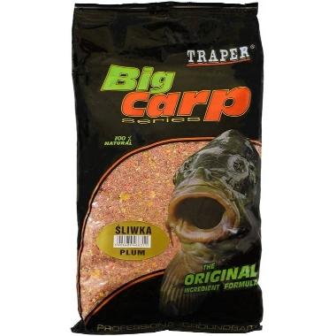 Papildbarība zivīm Big Carp Traper, plūmju, 1 kg