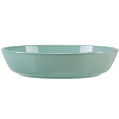 Šķīvis dziļais Marrakesz zaļš, Lubiana, 20 cm