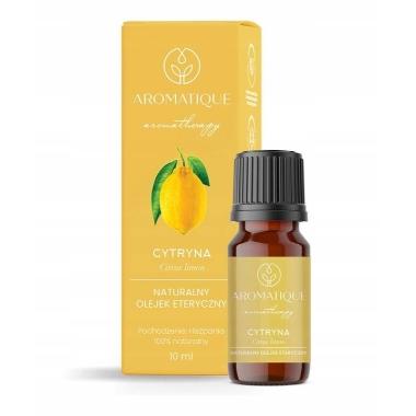 Ēteriskā eļļa citronu, 10 ml
