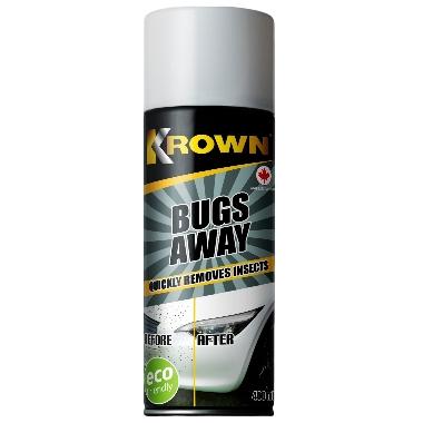 Kukaiņu tīrīšanas līdzeklis Krown, 400 ml
