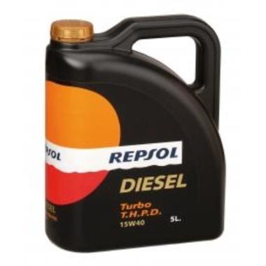Eļļa Repsol Turbo THPD 15W40, 20 L