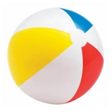 Piepūšama pludmales bumba Intex, 51 cm