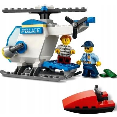 Lego City 60275 Policijas Helikopters, 51 elements