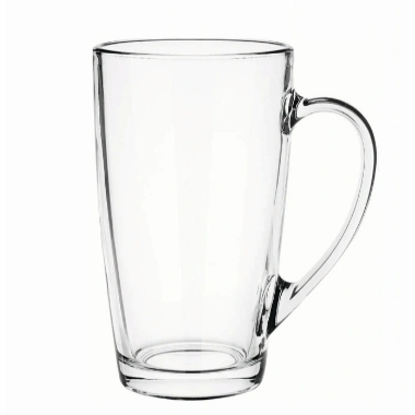 Stikla krūze Alex, 400 ml