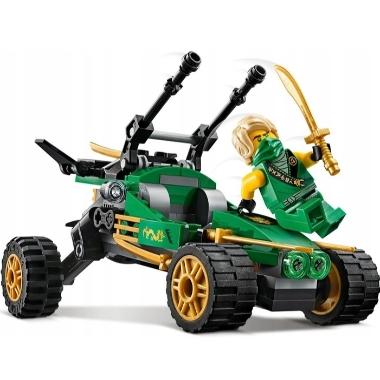 Lego Ninjago 71700 Džungļu laupītājs, 127 elementi