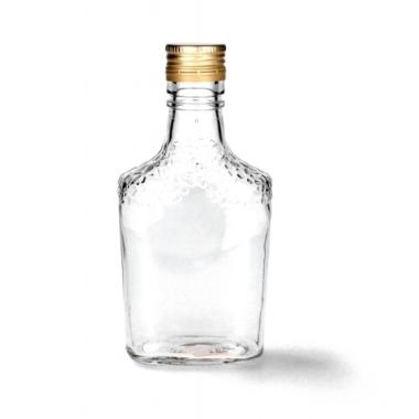 Stikla pudele ar korķi 250 ml, 1 gab.