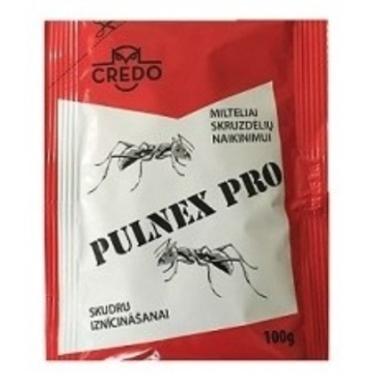Pulveris skudru iznīcināšanai, Pulnex Pro, 100 g