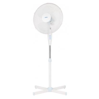 Elektriskais grīdas ventilators balts MWP-17, MPM
