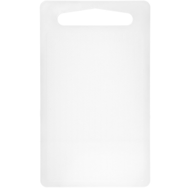Griešanas dēlītis balts plastmasas Maku, 31x18 cm