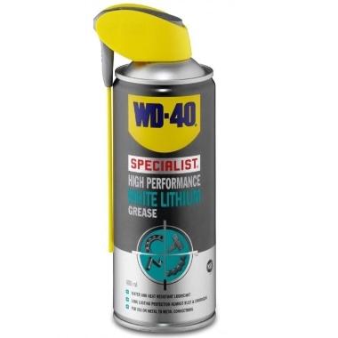 Smērviela balta litija WD40, 400 ml
