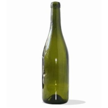 Pudele vīnam olive, 0,75 L