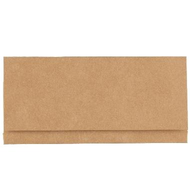 Dāvanu kastīte Kapel papīra brūna, 5 gab.