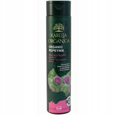 Balzams Karelia Organica dadžu, 310 ml