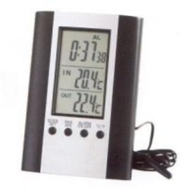 Termometrs Province digitālais, iekštelpu un āra