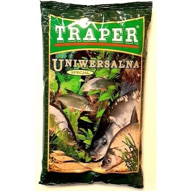 Papildbarība zivīm Traper universāla, 1 kg