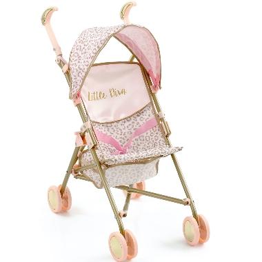 Leļļu ratiņi Hauck Doll Sun, rozā