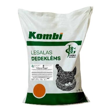 Barība vistām dēšanas periodā Kombi bez ĢMO sojas, 10 kg