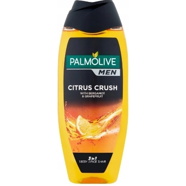 Dušas želeja Men Citrus Crush Palmolive, 500 ml