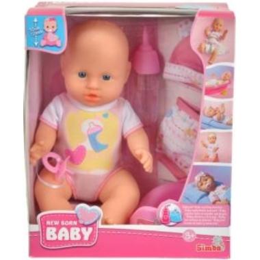 Lelle New Born Baby, 30 cm