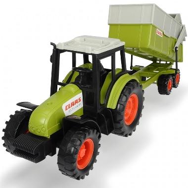 Rotaļu traktors Claas, Dickie Toys
