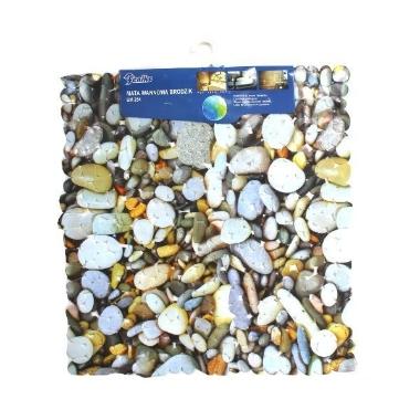 Vannas istabas paklājs akmeņi, BM 254