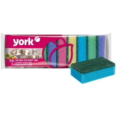 Trauku mazgāšanas švammītes Midi York, 10 gab.