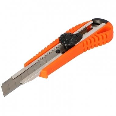 Tapešu nazis 18mm ar skrūvi, asmens metāla ietvarā, Faster Tools