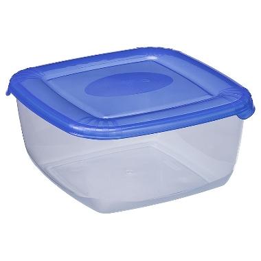 Uzglabāšanas trauks zils Polar, Plast team, 1,5 L